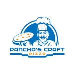 Pancho's Craft Pizza Logo - Entry #54