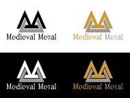 Medieval Metal Logo - Entry #75