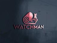 Watchman Surveillance Logo - Entry #6