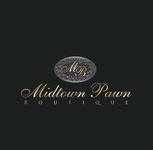 Either Midtown Pawn Boutique or just Pawn Boutique Logo - Entry #22