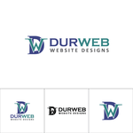 Durweb Website Designs Logo - Entry #200