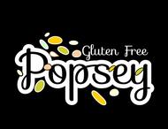 gluten free popsey  Logo - Entry #121