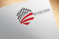 Revolution Fence Co. Logo - Entry #109