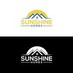 Sunshine Homes Logo - Entry #442