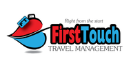 First Touch Travel Management Logo - Entry #51