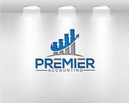 Premier Accounting Logo - Entry #415
