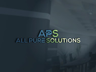 ALL PURE SOLUTIONS Logo - Entry #50