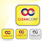B2B Cleaning Janitorial services Logo - Entry #80