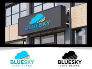 Blue Sky Life Plans Logo - Entry #331