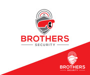Brothers Security Logo - Entry #54