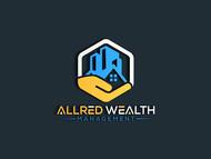 ALLRED WEALTH MANAGEMENT Logo - Entry #764