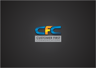 Customer First Communications Logo - Entry #22