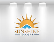 Sunshine Homes Logo - Entry #314