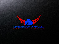 LiveDream Apparel Logo - Entry #279