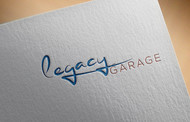 LEGACY GARAGE Logo - Entry #107