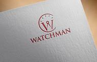 Watchman Surveillance Logo - Entry #30