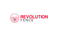 Revolution Fence Co. Logo - Entry #250