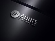 Birks Financial Logo - Entry #223