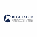 Regulator Thouroughbreds and Performance Horses  Logo - Entry #3