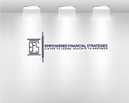 Empowered Financial Strategies Logo - Entry #432