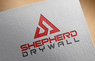 Shepherd Drywall Logo - Entry #63