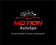 Motion AutoSpa Logo - Entry #92