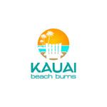 kauai beach bums Logo - Entry #19