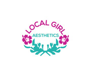 Local Girl Aesthetics Logo - Entry #140