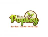 gluten free popsey  Logo - Entry #175