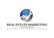 Real Estate Marketing Rainmaker Logo - Entry #21