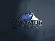 Empowered Financial Strategies Logo - Entry #353