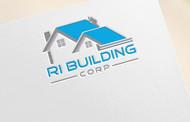 RI Building Corp Logo - Entry #206