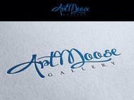 ArtMoose Gallery Logo - Entry #42