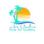 Ana Carolina Fine Art Gallery Logo - Entry #143