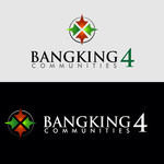 Banking 4 Communities Logo - Entry #34
