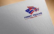 First Texas Solar Logo - Entry #125