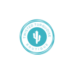 Twisted Turquoise Boutique Logo - Entry #36