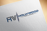 Hollywood Wellness Logo - Entry #73