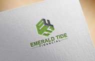 Emerald Tide Financial Logo - Entry #224