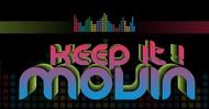 Keep It Movin Logo - Entry #228