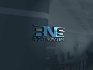 Right Now Semi Logo - Entry #20