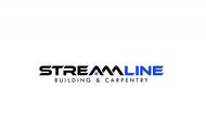 STREAMLINE building & carpentry Logo - Entry #131