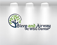 Sleep and Airway at WSG Dental Logo - Entry #319