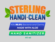 Sterling Hand Clean Logo - Entry #35