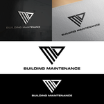 MD Building Maintenance Logo - Entry #68