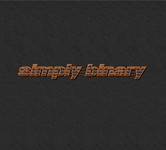 Simply Binary Logo - Entry #36