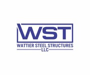 Wattier Steel Structures LLC. Logo - Entry #35