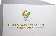 Green Wave Wealth Management Logo - Entry #295