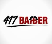 417 Barber Logo - Entry #69