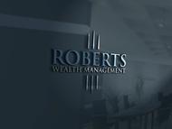 Roberts Wealth Management Logo - Entry #518